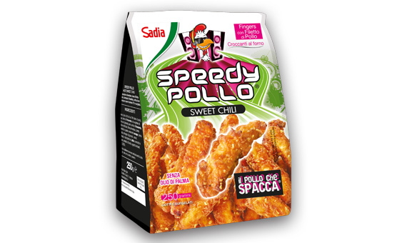 SPEEDY POLLO SWEET CHILI