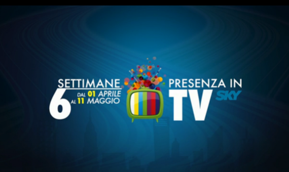 2013: in TV arriva il