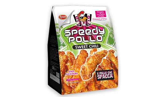SPEEDY POLLO - SWEET CHILI