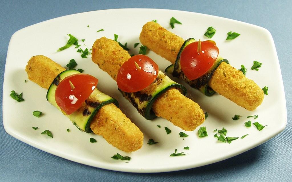Speedy Pollo con Zucchine